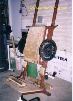 homemade leg press machine plans - Buscar con Google