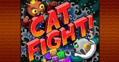 It's a cat-tastrophe of cat-aclysmic proportions! When one cat country experiences a severe disfavor from another cat country there is usually only one option. http://funnkidsgames.com/cat-fight/