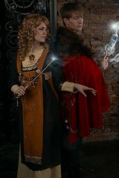 Godric and Helga. Tender by Aquamirral
