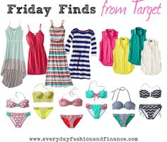 Friday Finds from Target (www.everydayfashionandfinance.com)