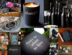 I really want to tackle the whole chalkboard paint thing. I just can't decide where to do it. Chalkboard Paint Projects, Chalkboard Art, Diy Furniture Board, Chalk It Up, Chalk Board, Home Crafts, Diy Crafts, Diy Craft Projects, Craft Ideas