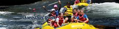 Knights Ferry Rafting, Stanislaus River Rafting, Stanislaus River ca Rafting in California, River Journey