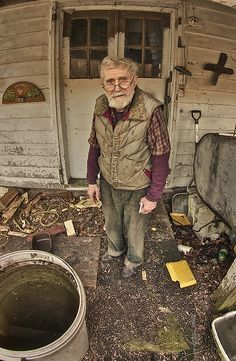 Story of the Week: ruralX in America. Meet Walter....   by Bruce Martin