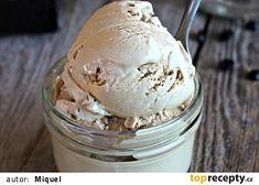 Kávová zmrzlina 2 recept - TopRecepty.cz Sweet Recipes, Cake Recipes, Gelato, Smoothie, Food And Drink, Ice Cream, Yummy Food, Drinks, Cooking