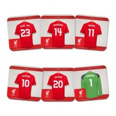 Personalised Liverpool Goal Keeper Dressing Room This is a fabulous present for any Liverpool fan and is approved and fully licensed by Liverpool FC. Your selected surname and shirt number are merged onto the Liverpool Goal Keeper shirt. The other f http://www.MightGet.com/may-2017-1/personalised-liverpool-goal-keeper-dressing-room.asp
