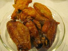 Recipe: Buffalo chicken wings in the oven. Great appetizer for your next Super Bowl or holiday party!