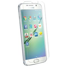 Iessentials Samsung Galaxy S 6 Tempered Glass Screen Protector - MNM Gifts