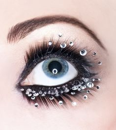 Eye Makeup Art Designs | ... designer and artist she trained at chelsea art college and the london
