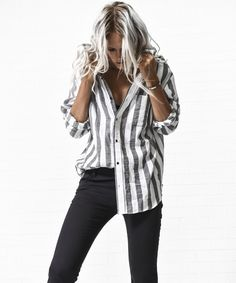 OneTeaspoon | The One And Only Shirt | Dear Blackbird Boutique