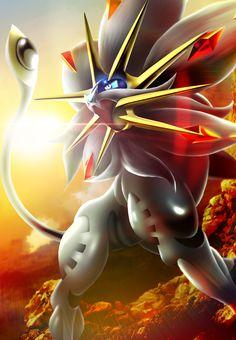 Solgaleo by cascade-gonpory on DeviantArt Groudon Pokemon, Solgaleo Pokemon, Pokemon Poster, Pokemon Fusion Art, Pokemon Eeveelutions, Pokemon Fan Art, Pokemon Cards, Hd Pokemon Wallpapers, Pokemon Backgrounds