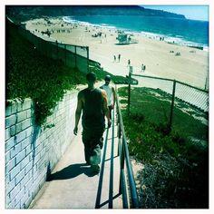 Redondo Beach, California Many happy memories of Sunday volleyball