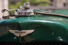 1935 Aston Martin Ulster Le Mans Works Racer