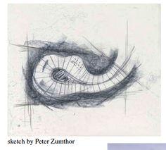 Zumthor drawing