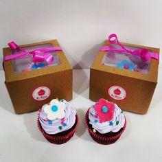 Cupcakes personalizados para celebrar el Día de la Mujer. #FelizDiaDeLaMujer #CupcakesEnBogotá #SoSweet #Cupcakes #Bogotá #FelizDía