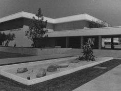 Phoenix Art Museum in 1975