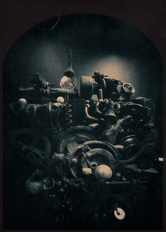 Walter Crump   Still Life   Machines Without a Purpose