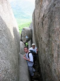 The best hiking to be had in the Commonwealth of Virginia: the legendary Old Rag!