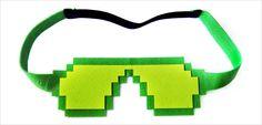 pixel sleeping eye mask by studiobo