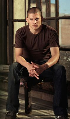 wentworth miller, in his prison break days