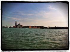 Half of a city - Venice