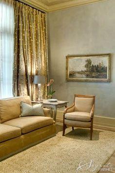 Favorite Wall Treatment Trends {Friday Favorites} The Creativity Exchange  Venetian Plaster