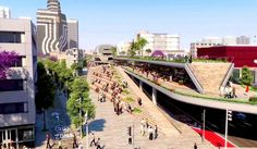 Cultural Corridor Chapultepec - FR-EE - Forbes