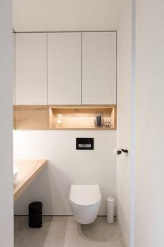 Bathroom Design Small, Bathroom Interior Design, Modern Bathroom, Small Toilet Room, Guest Toilet, Toilet Decoration, Toilet Design, Bathroom Renos, Bathroom Inspiration