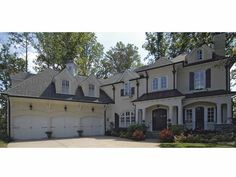 Eplans Traditional House Plan - Luxury Courtyard Plan - 4649 Square Feet and 5 Bedrooms(s) from Eplans - House Plan Code HWEPL68374