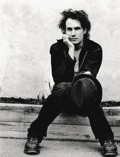 Jeff Buckley by Anton Corbijn, Woodstock 1994