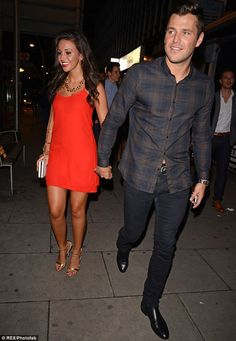 Mark Wright, Michelle Keegan, Mail Online, Daily Mail, Lunch, Style, Fashion, Swag, Moda