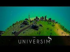 The Universim Game Trailer   Now Live On Kickstarter - YouTube
