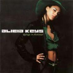 Songs in A Minor #AliciaKeys #Music #RnB