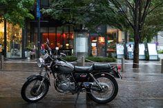 SUZUKI ST250  #motorcycle #motorbike #suzuki #st250 #tokyo #japan