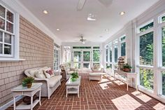 sun room/porch