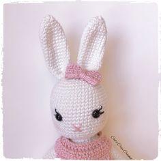 Mesmerizing Crochet an Amigurumi Rabbit Ideas. Lovely Crochet an Amigurumi Rabbit Ideas. Crochet Amigurumi, Amigurumi Patterns, Amigurumi Doll, Crochet Dolls, Crochet Patterns, Crochet Eyes, Love Crochet, Diy Crochet, Single Crochet
