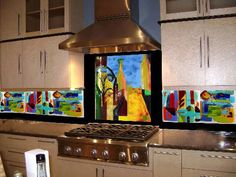 backsplash cont. kitchen fu photo