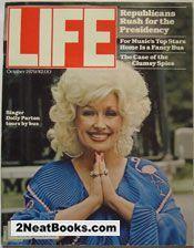 Dolly Parton life magazine cover: Oct 1979
