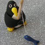 Giggles - cute fimo animals.