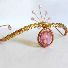 Goddess Crown - available for purchase through Instagram {@theunicornsprincess