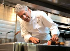 Chef Anthony Bourdain  -- No bull, to the point, adventurer of food...Love his vibe!