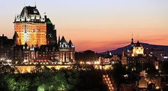 Jacytan Melo Passagens: Quer conhecer a cultura de Québec - Canadá. Veja o...