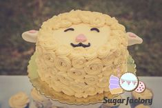 """""""Little Lamb"""" Baby Shower Party Ideas 