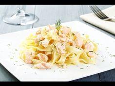 Паста с морепродуктами в сливочном соусе » Рататуй — готовить может каждый