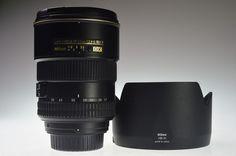 NIKON AF-S DX NIKKOR ED 17-55mm f/2.8G SWM IF Excellent+ #Nikon