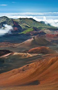 Haleakalā - Maui - Hawaii - USA (by Gary Elsasser)