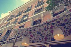 Barrio de las Letras - Decoracción  #Madrid #Building #Arquitecture #Design #Spain #Inspiration #Decoracción