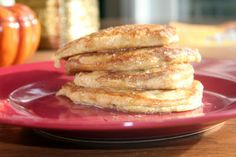 Grain Crazy: Blender Whole Grain Spelt Banana Pancakes. Great way to start the day.