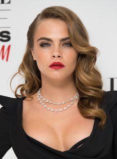 Cara Delevingne - Elle Style Awards 2015