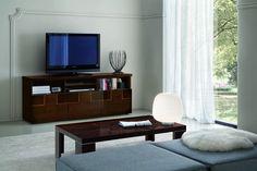 Venice TV Console - Huffman Koos Furniture