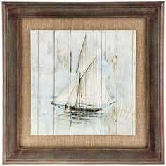 Give your home the appeal of a beach-side vacation home with Black Sailboat Raised Print Framed Art. Featuring a beautiful black sailboat on the sea with gorgeo Framed Art, Framed Prints, Wall Art, Sailboat Art, Sailboats, Art Craft Store, Beach House Decor, Home Decor, Nautical Home